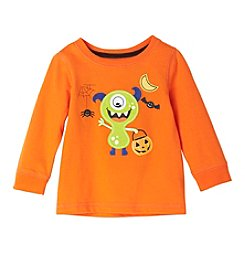 Mix & Match Baby Boys Long Sleeve Monster Tee