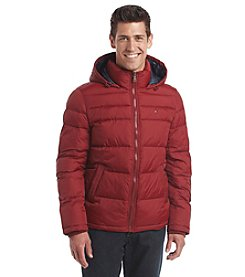 Tommy Hilfiger® Men's Hooded Puffer Jacket