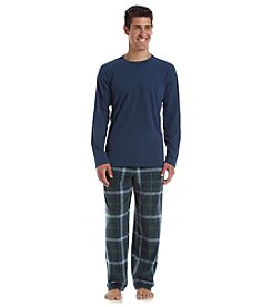 John Bartlett Statements Men's Knit Fleece Pj Set