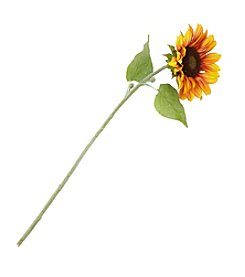 LivingQuarters Sunflower Stem