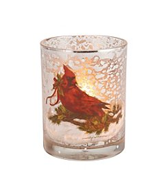 LivingQuarters Greenhouse Collection Cardinal Large Tealight Cup