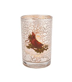LivingQuarters Greenhouse Collection Cardinal Small Tealight Cup
