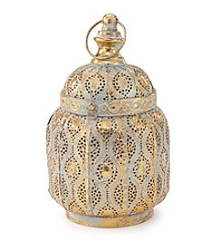 CASA by Victor Alfaro Wanderlust Collection Gold Tealight Holder
