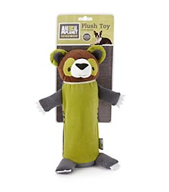 Animal Planet® Bear Pet Toy Plush Water Bottle Cruncher