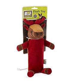 Animal Planet® Moose Pet Toy Plush Water Bottle Cruncher