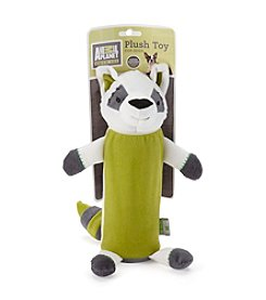 Animal Planet® Racoon Pet Toy Plush Water Bottle Cruncher