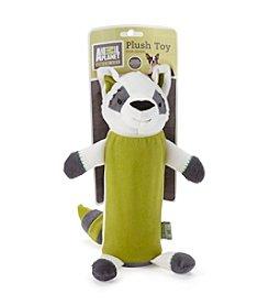 Animal Planet® Racoon Pet Toy Plush Water Bottle Cruncher