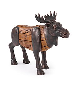 Ruff Hewn Small Decorative Moose