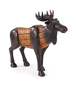 Ruff Hewn Large Decorative Moose