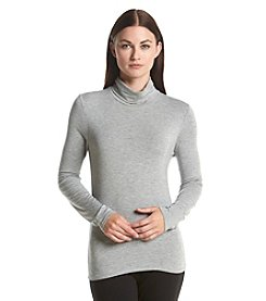 Calvin Klein Turtle Neck Knit Top