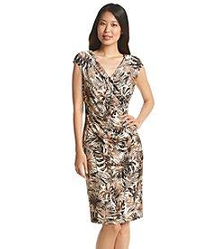 Kasper® Tropics Dress