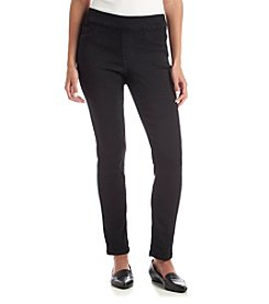 Relativity® Luxe Stretch Pull On Jegging Pants