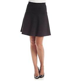 Relativity® Ponte Skater Skirt
