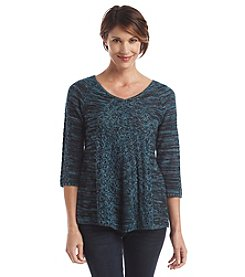 Studio Works®  V-Neck Marled Pullover Sweater