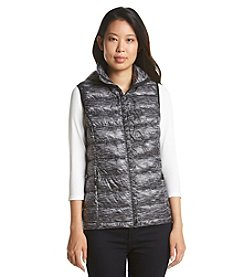 32 Degrees Packable Printed Down Vest
