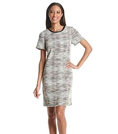 Tommy Hilfiger® Plaid Sheath Dress
