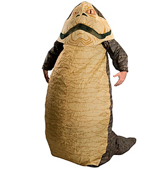 Disney® Star Wars™ Inflatable Jabba The Hut Adult
