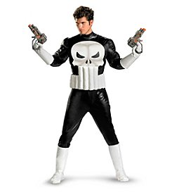 Marvel® Punisher Deluxe Adult Costume