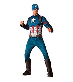 Marvel® Captain America: Civil War Captain America® Deluxe Muscle Adult Costume