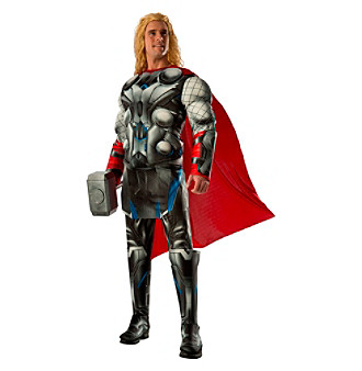 Marvel® Avengers: Age of Ultron Thor Deluxe Adult Costum