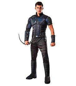 Marvel® Captain America: Civil War Hawkeye Deluxe Muscle Adult Costume