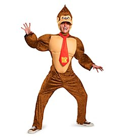 Super Mario Bros® Donkey Kong Deluxe Adult Costume