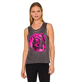 Betsey Johnson® Performance Rose Acid Tank