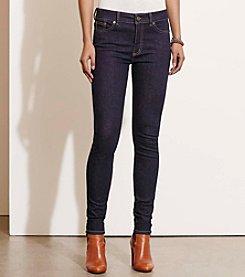 Lauren Ralph Lauren® Petites' Premier Stretch Skinny Jeans