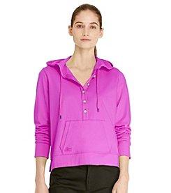 Lauren Active® Cotton Jersey Hoodie