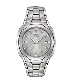 Citizen® Eco-Drive Men's Stainless Steel Watch