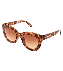 Steve Madden Retro Cat Eye Sunglasses