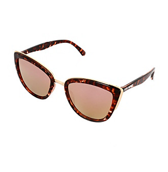 312a201c9f UPC 800445233168 product image for Steve Madden Korina Cat Eye Sunglasses