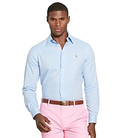 Polo Ralph Lauren® Men's Long Sleeve Button Down Sportshirt