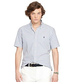Polo Ralph Lauren® Men's Short Sleeve Button Down Sportshirt