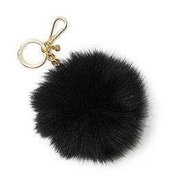 MICHAEL Michael Kors® XXL Fur Pom Pom Key Charm