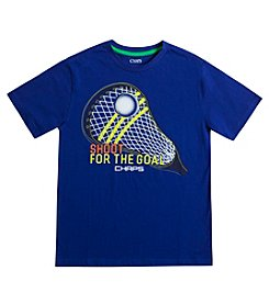 Chaps® Boys' 8-20 Short Sleeve Shoot For The Goal Tee