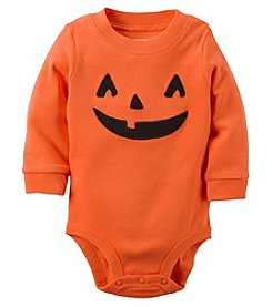 Carter's® Baby Pumpkin Bodysuit