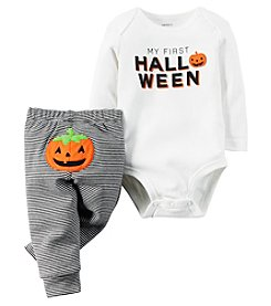 Carter's® Baby 2-Piece My 1st Halloween Set