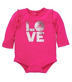 adidas® Baby Girls' Love Bodysuit