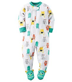 Carter's® Boys' 12M-4T One Piece Monsters Sleeper