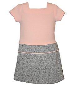 Bonnie Jean® Baby Girls' 2-piece Dress and Coat Set
