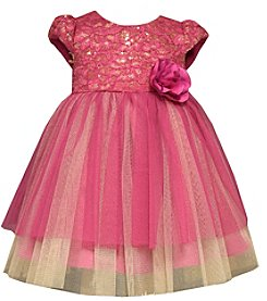 Bonnie Jean® Baby Girls' Sequin Lace Dress