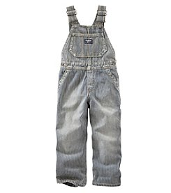 OshKosh B'Gosh® Baby Boys Striped Overalls