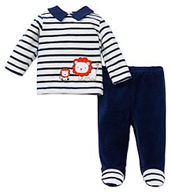 Little Me® Baby Boys 2-Piece Lion Pants Set
