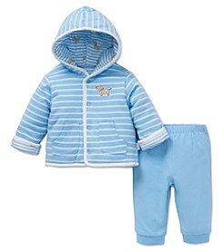 Little Me® Baby Boys' 2-Piece Puppy Jacket Set