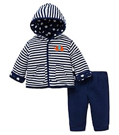 Little Me® Baby Boys' 2-Piece Elephant Jacket Set