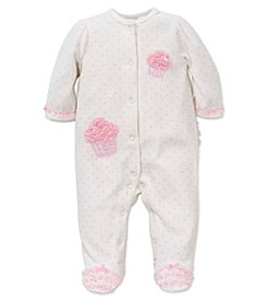 Little Me® Baby Girls' Lace Cupcake Footie