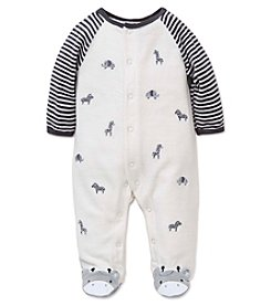 Little Me® Baby Boys Safari Footie