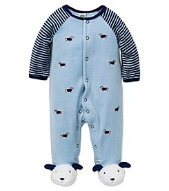Little Me® Baby Boys' Dachshund Footie