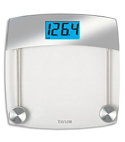 Taylor® Glass Digital Bath Scale